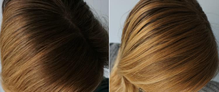 Aclarar el pelo con camomila