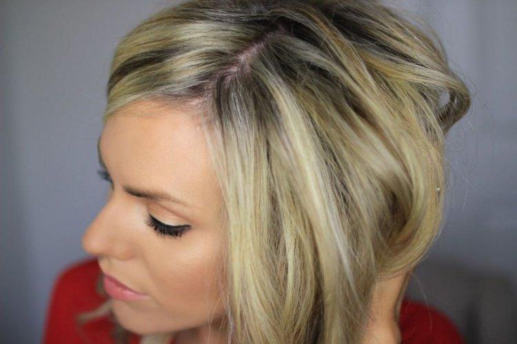 Aclarar el color del pelo tenido