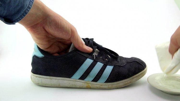 Limpiar Zapatillas Fácil Descubriendo Laura A Forma De Cómo QoeECxrBdW