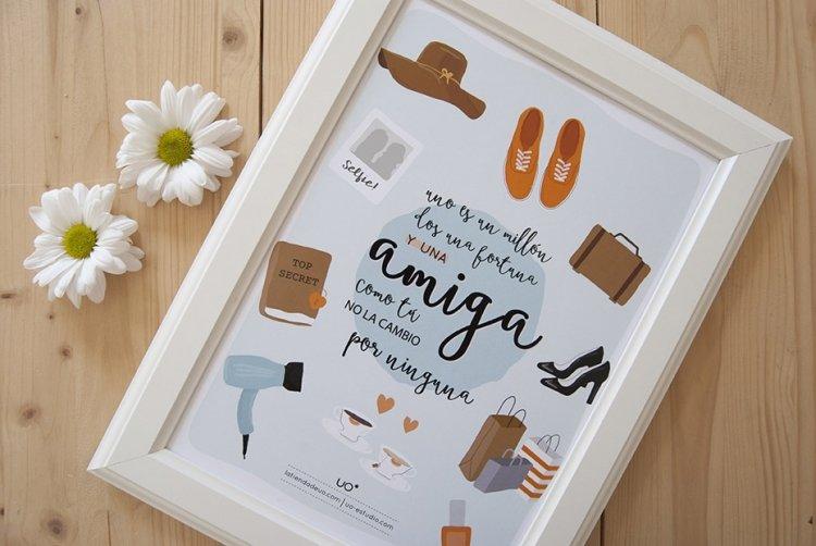 Los 10 mejores regalos para amigas descubriendo a laura for Regalos para amigas en boda